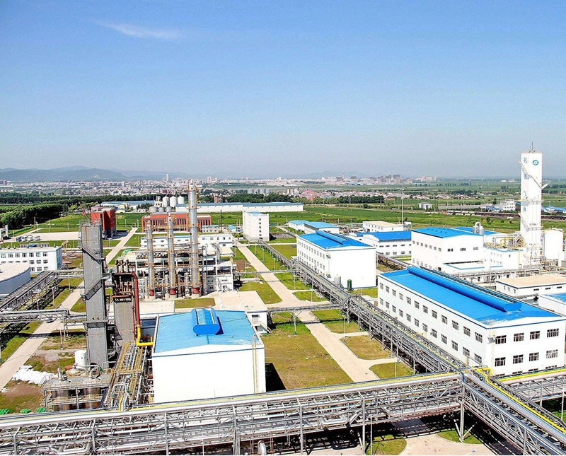 煤化工企业